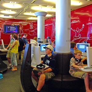 Интернет-кафе Кусы
