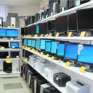 Компьютерные магазины Кусы
