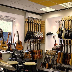 Музыкальные магазины Кусы