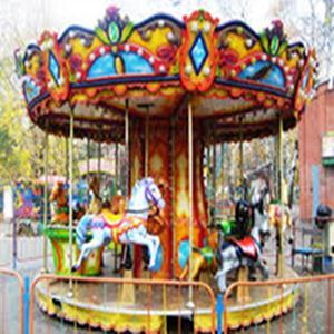 Парки культуры и отдыха Кусы