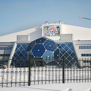 Спортивные комплексы Кусы
